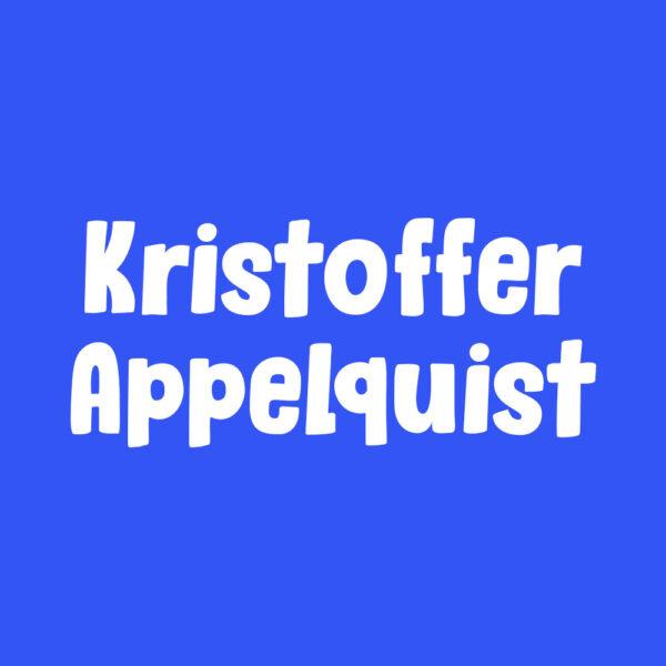 Kristoffer Appelquist